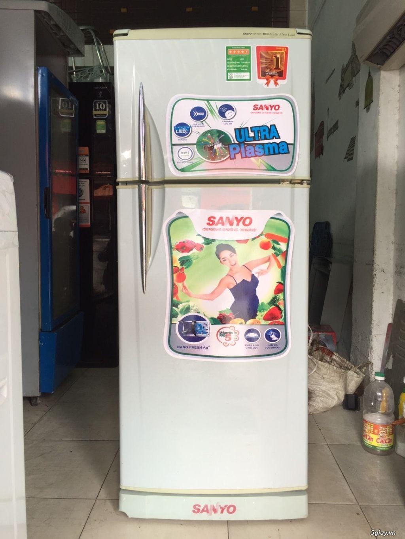 Tủ lạnh Sanyo Aqua 180 lít tủ không đông tuyết trong 2020