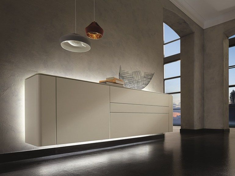 gentis sideboard by h lsta werke h ls sideboard. Black Bedroom Furniture Sets. Home Design Ideas