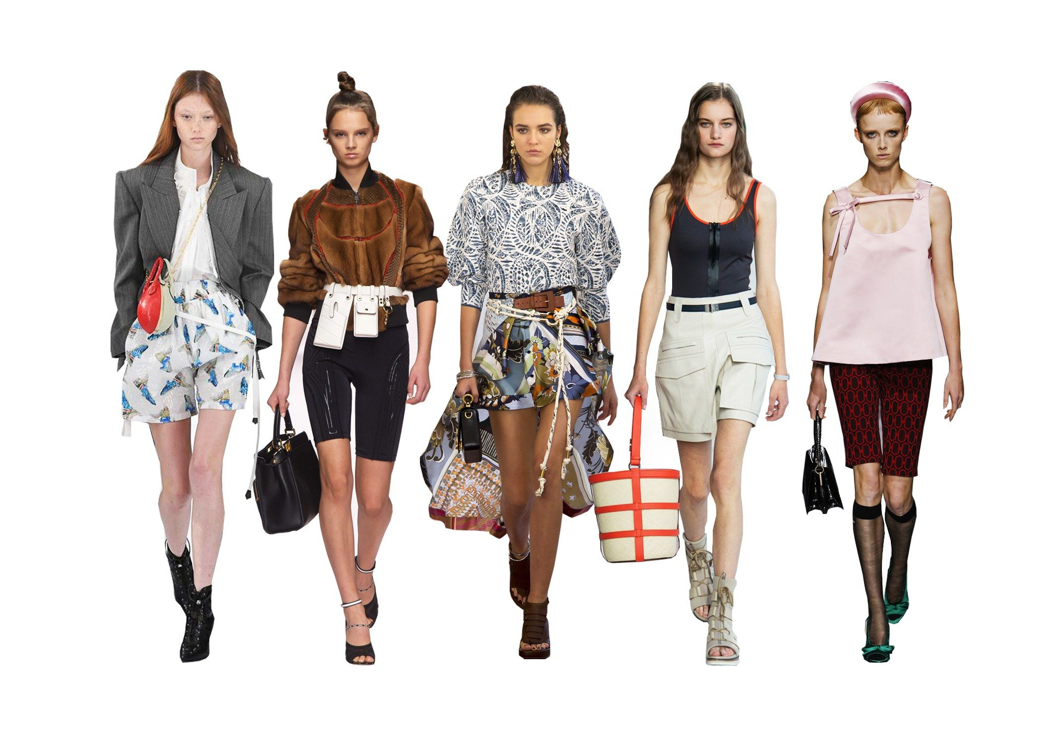 The 8 Biggest Spring 8 Fashion Trends  Fashion, Trending