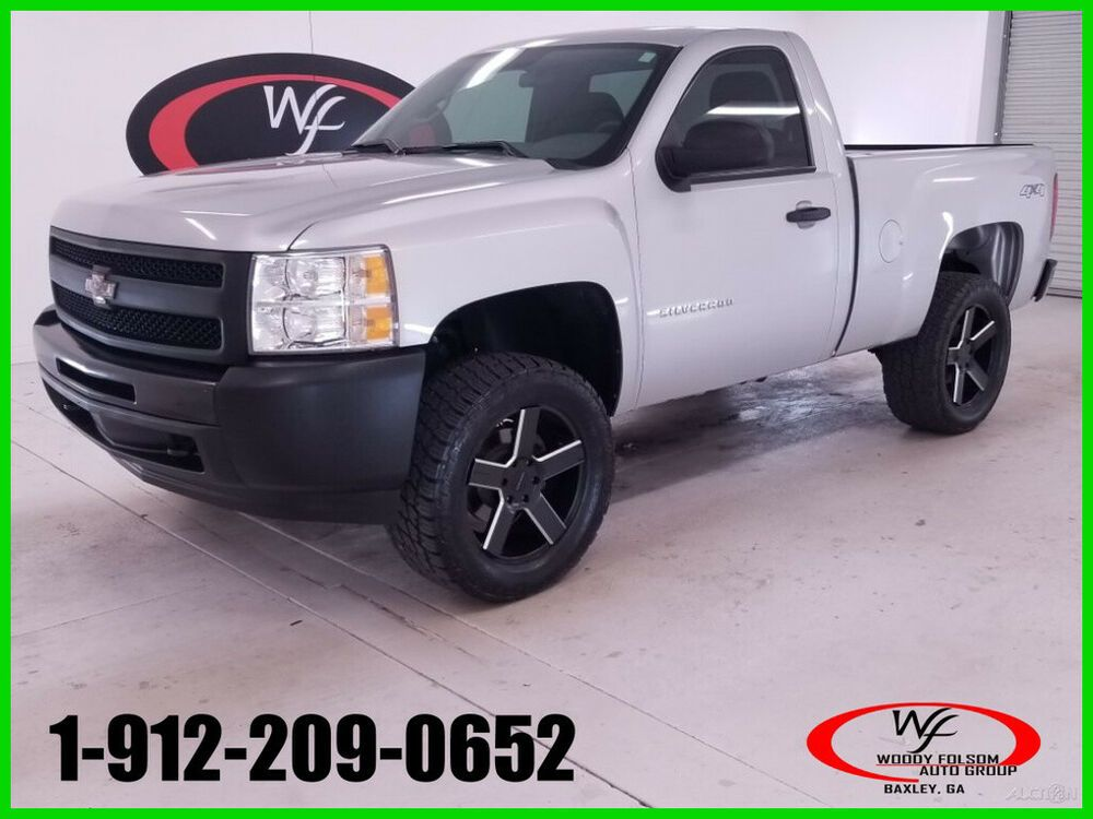 Ebay Advertisement 2013 Chevrolet Silverado 1500 Work Truck 2013