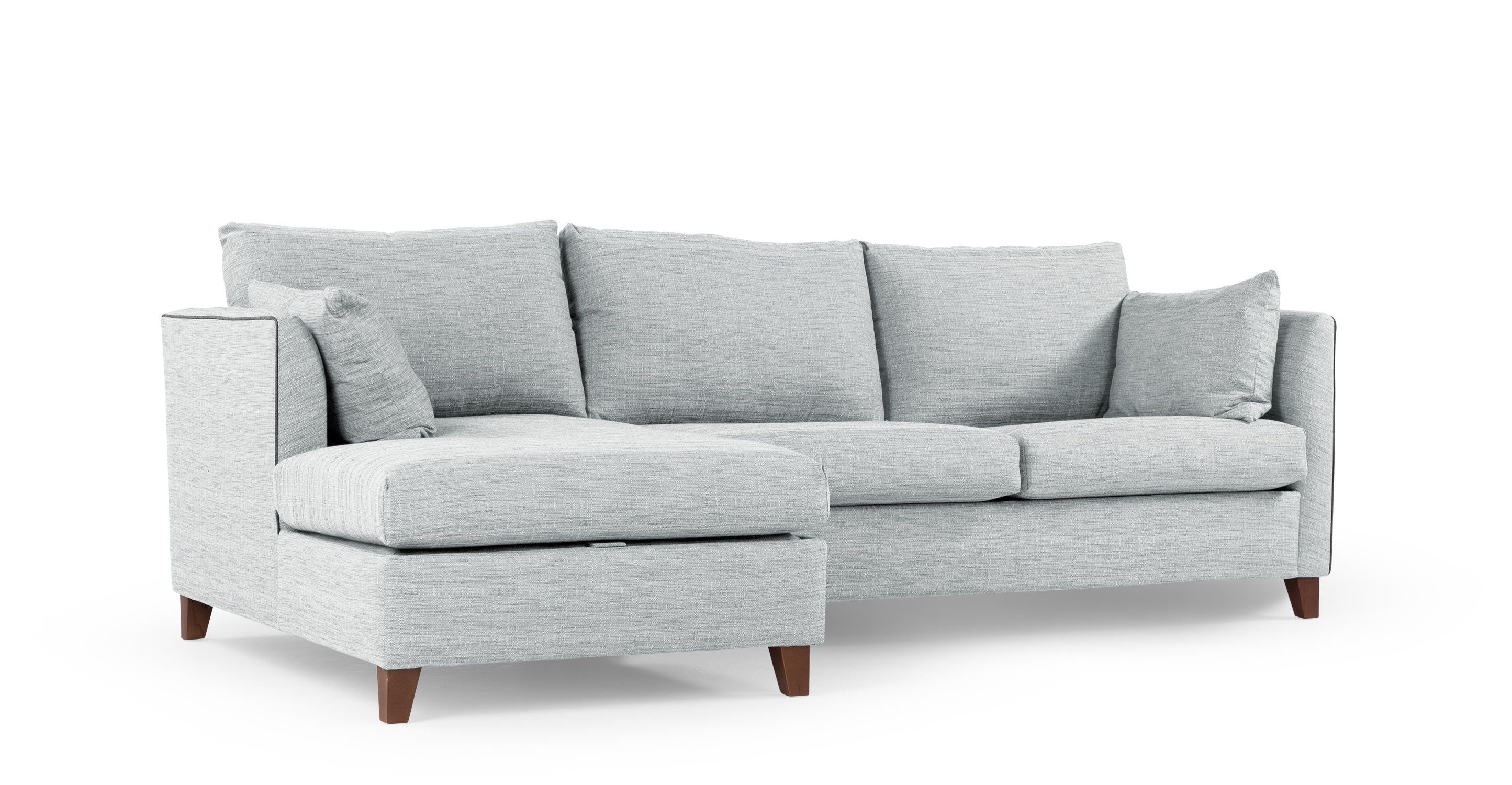 bari corner sofa bed review single seater designs storage sofabed left hand facing malva blue