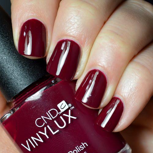 Creative Nail Design Vinylux Decadence Nail Polish Nails