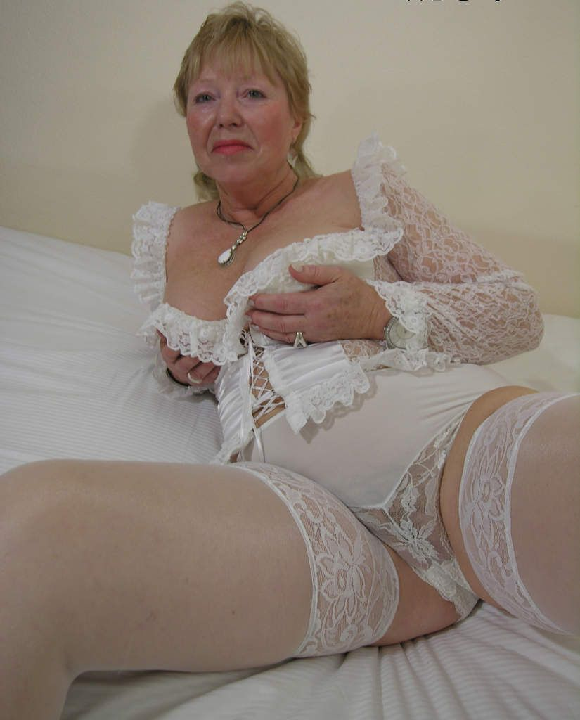 Fat sexy old women