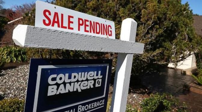 Pending Home Sales Climb  In July  Financial News