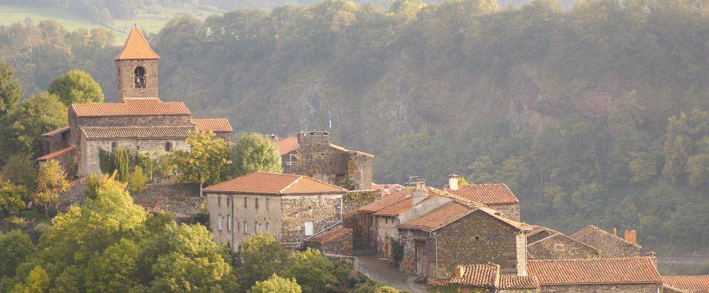 Magnifique propriété de 4 maisons, dans le midi de l'Auvergne - 695.000€