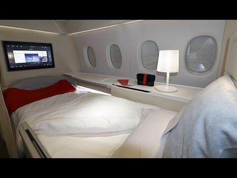 Air France La Premiere First Class Paris To Tokyo Flight