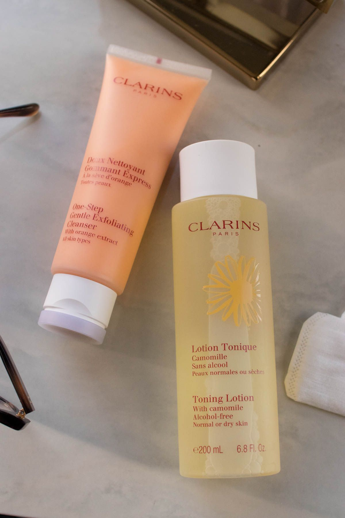 Gentle Foaming Cleanser With Cottonseed by Clarins #5