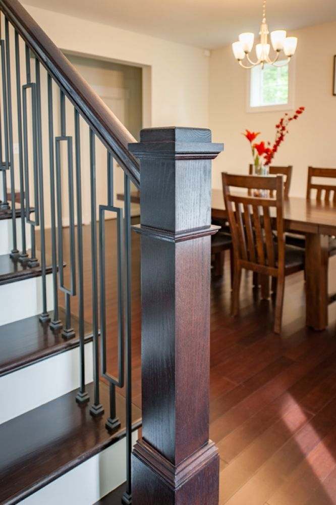 Best Iron Stairways Systems Iron Balusters Stairs House 400 x 300