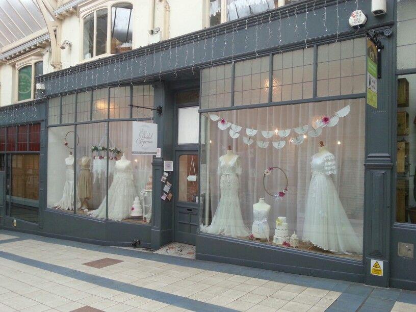 The bridal emporium leeds england shop window displays visual the bridal emporium leeds england shop window displays visual merchandise vintage wedding junglespirit Images