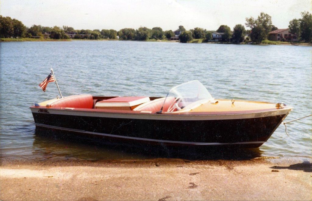19+ Chris craft runabout model ideas