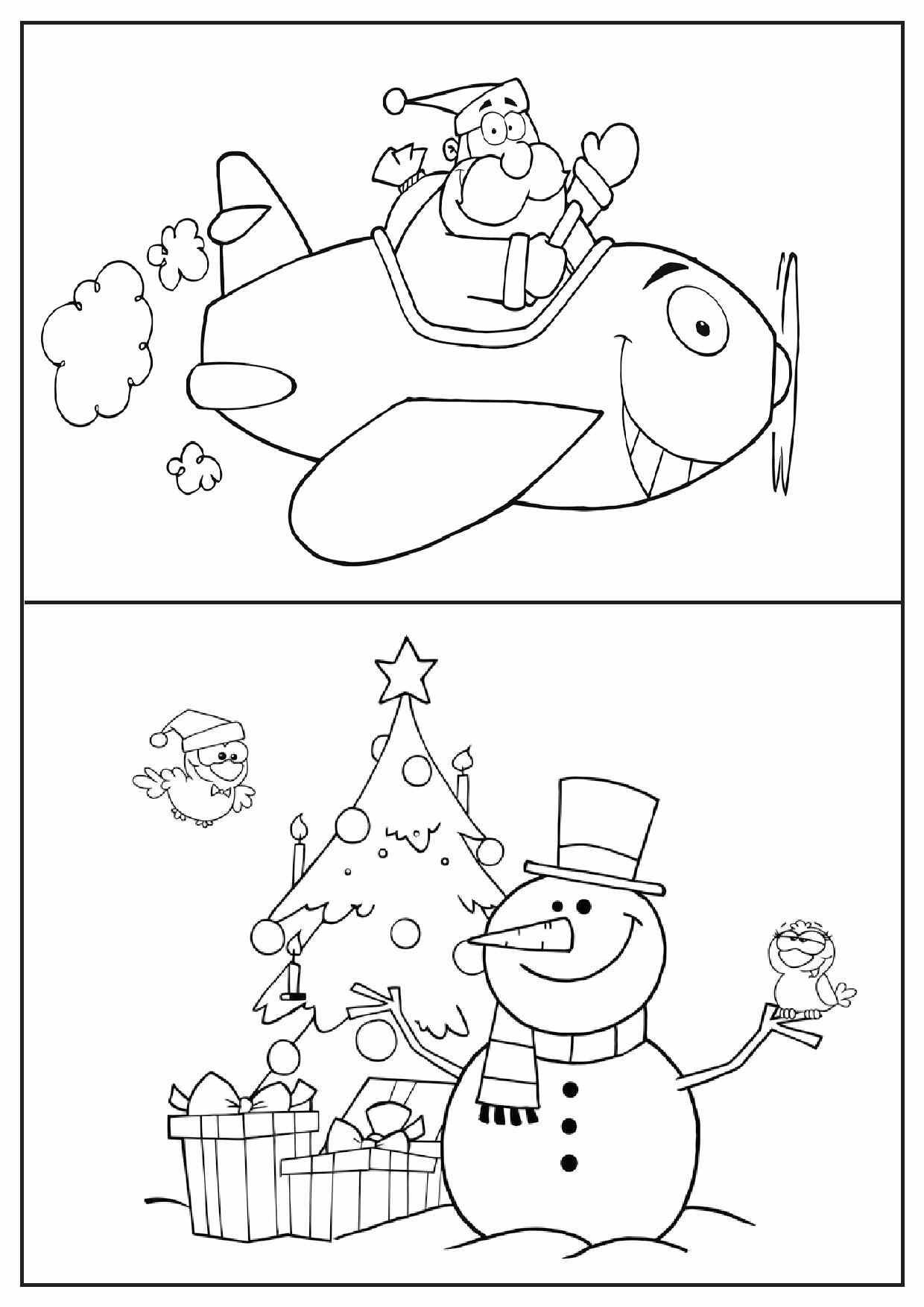 free printable holiday worksheets | christmas coloring pages