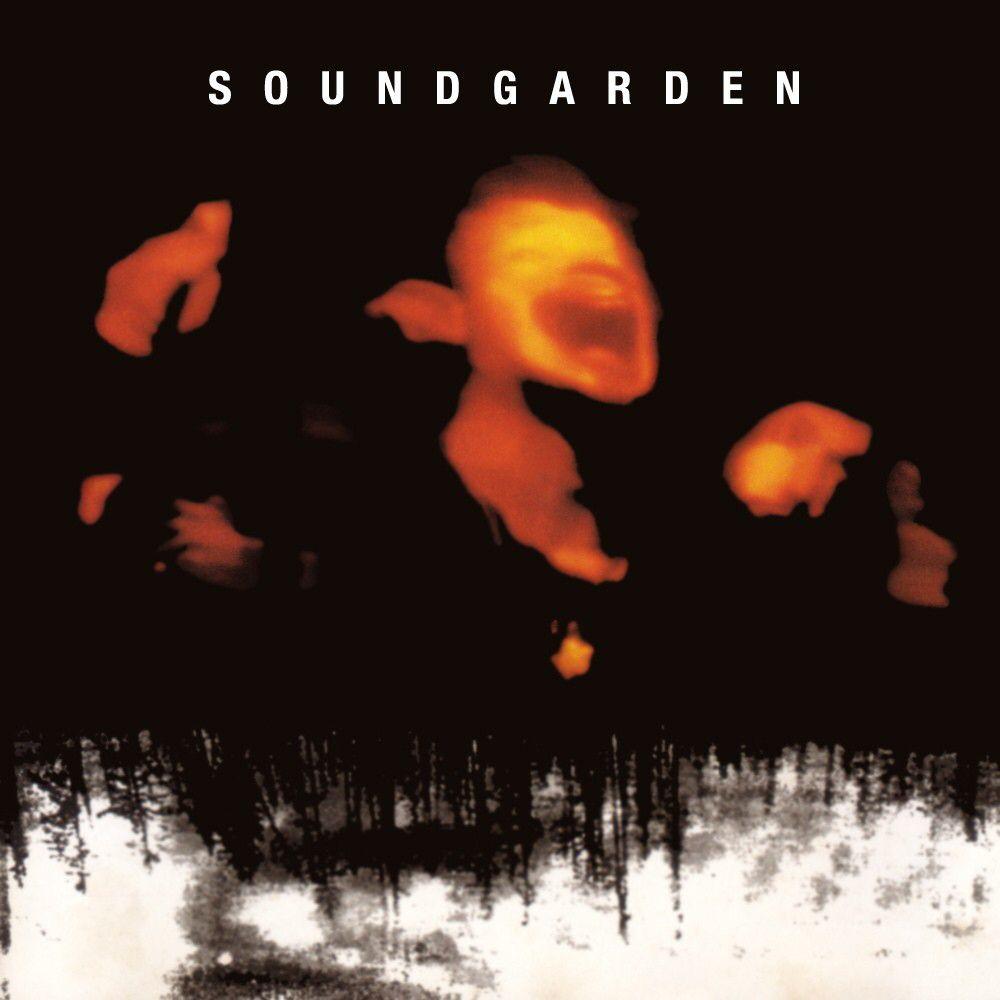 Soundgarden Louder Than Love Giclee Canvas Album Cover Picture Art