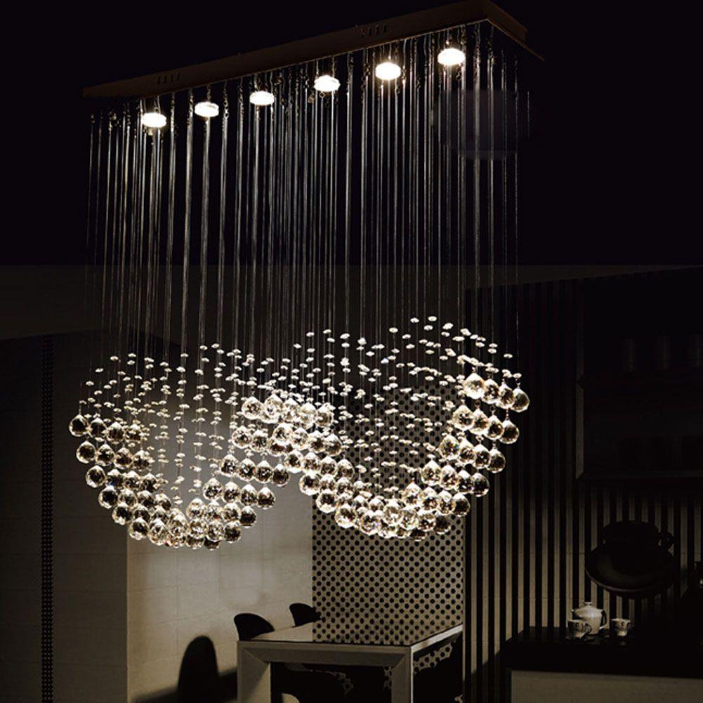 Find More Chandeliers Information About Luxury Modern Chandelier K9
