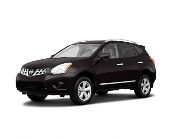 2012 Nissan Rogue Amethyst Black Oh How I Love My Rogue