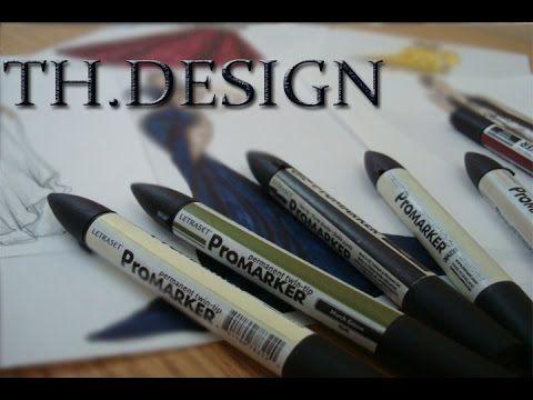 شرح ادوات التلوين لمصمم الازياء Fashion Designer Tools Design Fashion Drawing Fashion Design