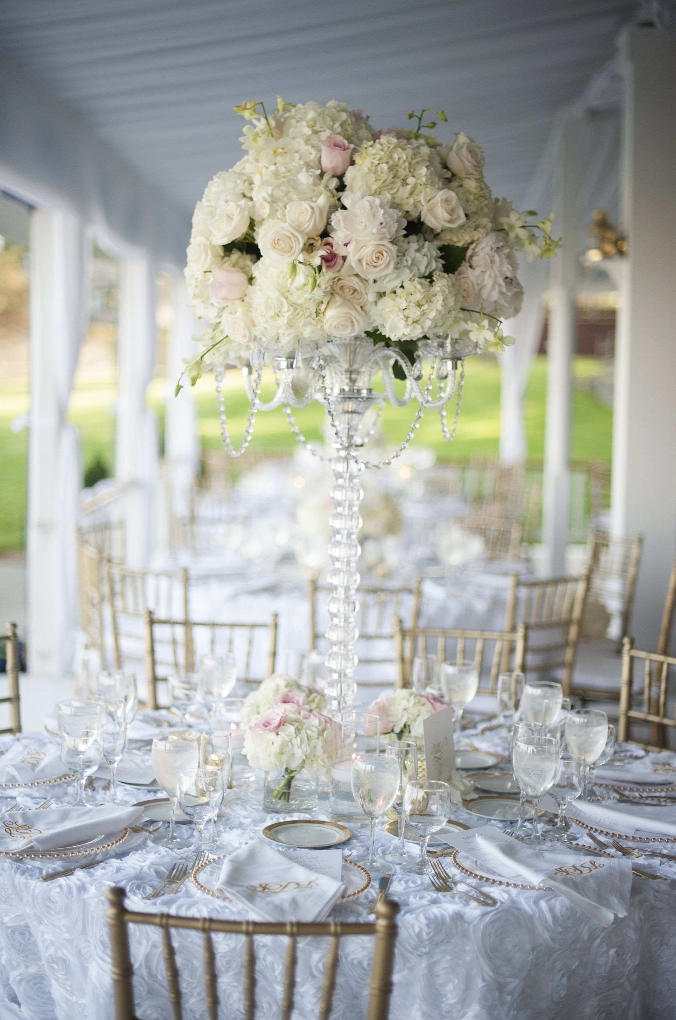 Elegant Floral Centerpieces | Wedding Flowers | Pinterest | Floral ...