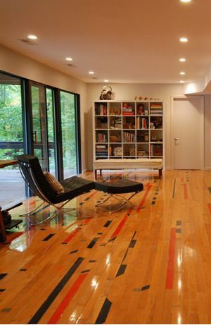 Reclaimed Hardwood Strip Flooring Reclaimed School Gym Floor Ebay