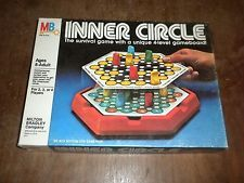 1981 INNER CIRCLE SURVIVAL BOARD GAME 100% COMPLETE