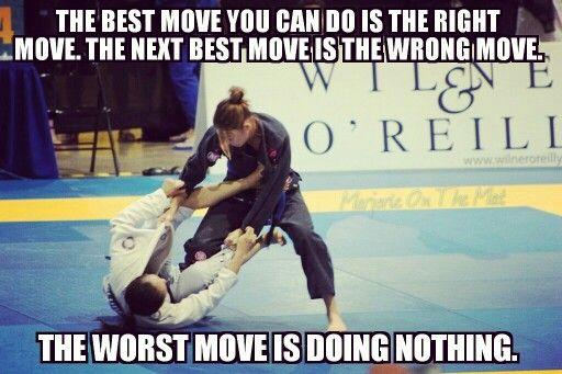 Brazilian Jiu Jitsu Motivational Meme