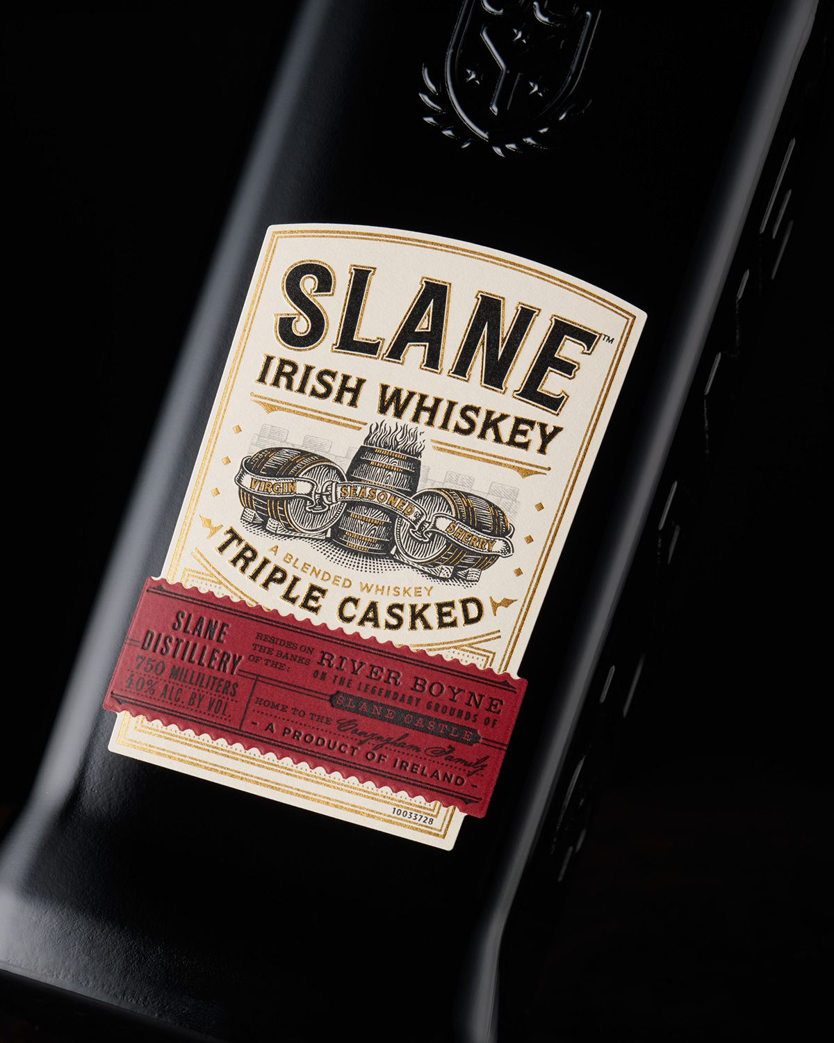 Check Out This Behance Project Slane Irish Whiskey Https Www Behance Net Gallery 51240173 Slane Irish Whiskey Irish Whiskey Whiskey Label Whiskey