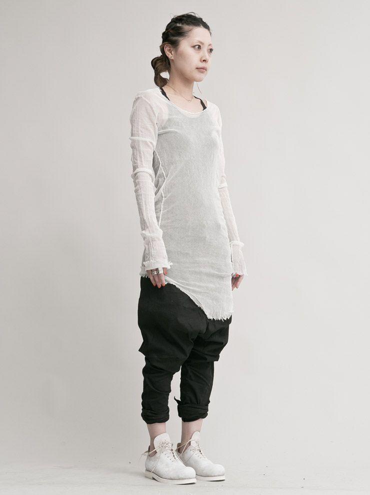 092c9dd0430 WOMEN DESIGNER    RUNDHOLZ DIP    14SS    RUNDHOLZ DIP Sarouel pants ...
