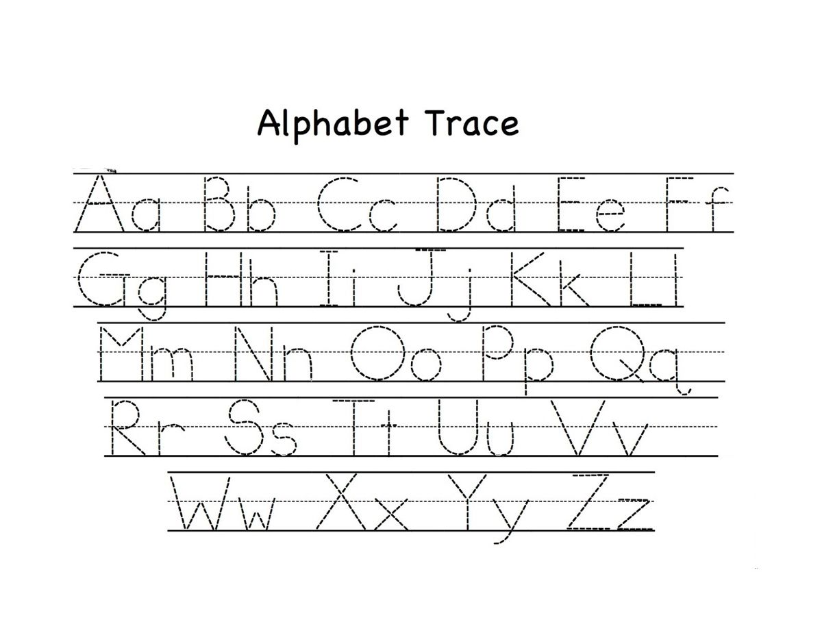 Preschool Tracing Worksheets Best Coloring Pages For Kids Tracing Worksheets Alphabet Letter Worksheets Tracing Worksheets Preschool Free alphabet tracing worksheets for
