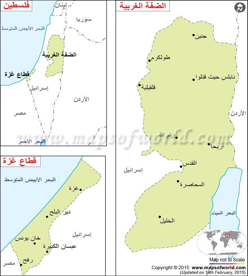 الجزائر خريطة Map Arabe Map Screenshot