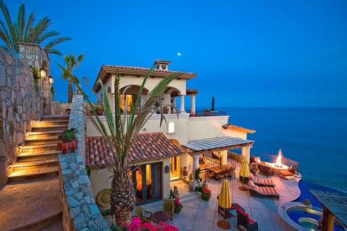 sea side home in Cabo - Mexico <3