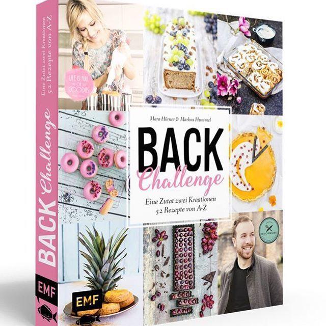 """🇺🇸Guys, I'm super excited - my new book """"Backchallenge"""" will be released this october - it's a collaboration with my dear blogger friend mara from @lifeisfullofgoodies - i can't wait to tell you more about it / 🇩🇪ich bin so aufgeregt - im Oktober erscheint mein neues Buch """"Backchallenge"""", das ich zusammen mit meiner lieben Bloggerfreundin Mara von @lifeisfullofgoodies gemacht habe. Ich kanns nicht abwarten, euch mehr davon zu erzählen #happy #bloggerbook #brandnew #fromatoz"""