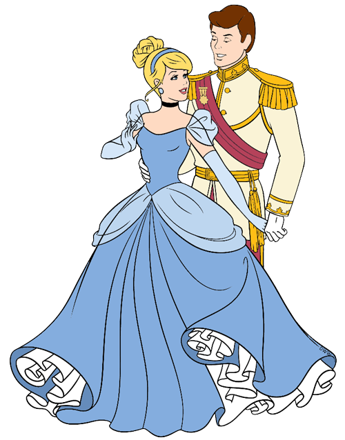 Cinderella And Prince Charming Cinderella And Prince