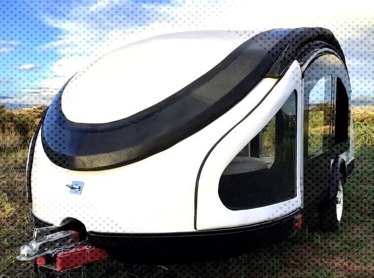 Best Lightweight Trailer Camper Weighs Under 300lbs & Sleeps Four What is it about small travel tra