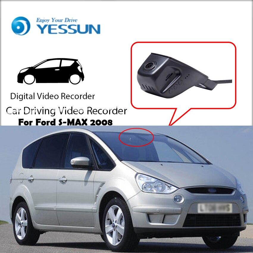 Ford S Max 2008 Dash Cam App Wifi Dashcam Car Wifi Dash Camera
