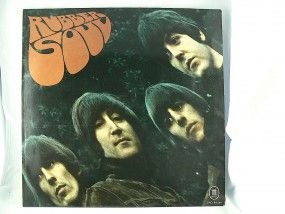 The Beatles Rubber Soul SMO 84066