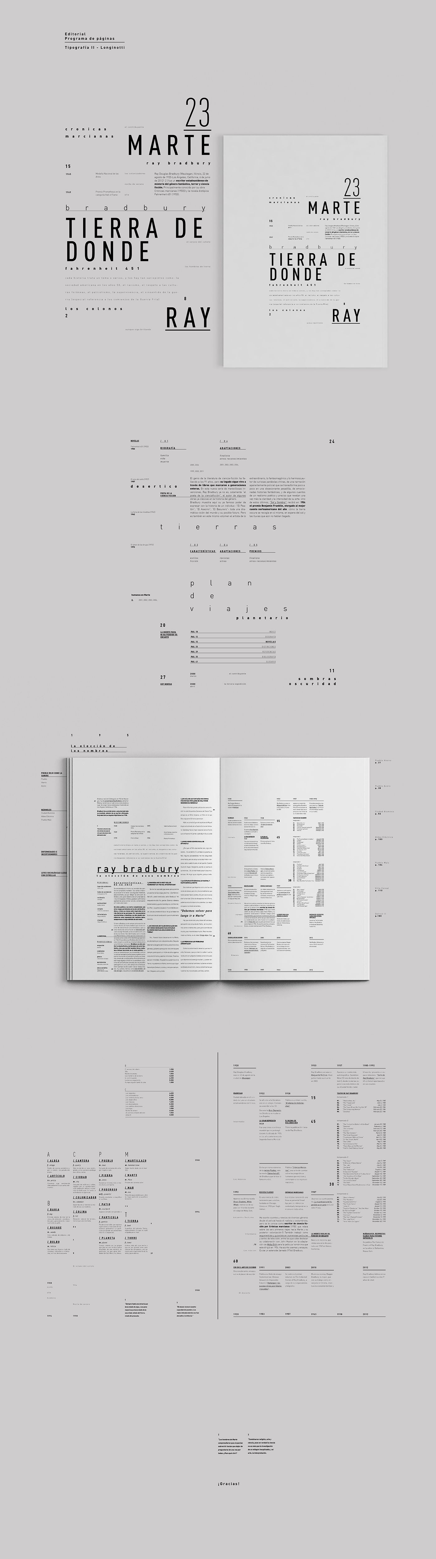 Editorial / programa de páginas on Behance | Gráficas | Pinterest ...