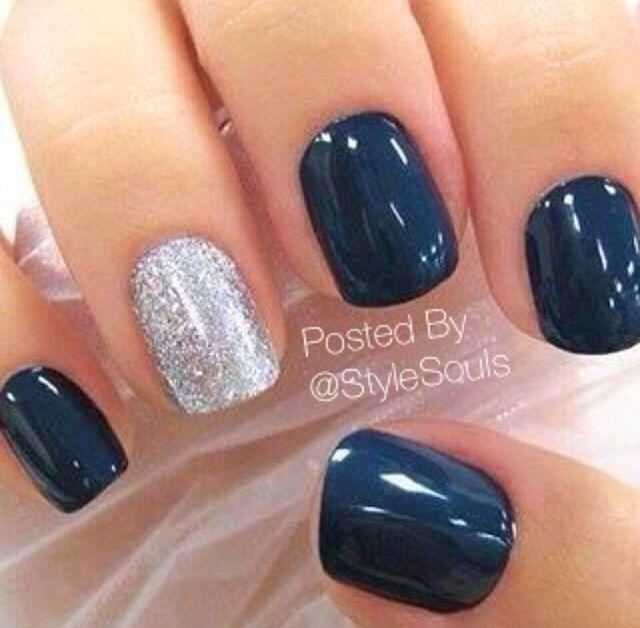 Elegante!   Nails   Pinterest   Diseños de uñas, Manicuras y Maquillaje