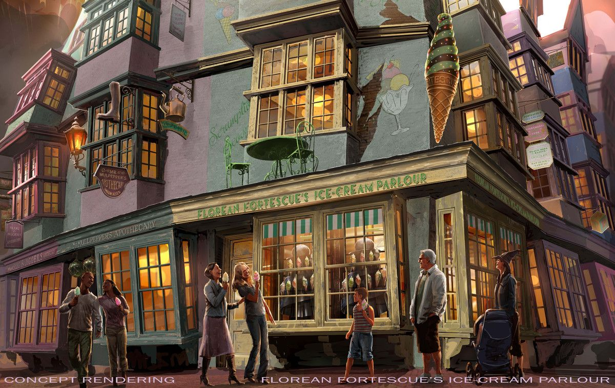 Harry Potter Cast Reunites At Universal Studios Wizarding World Reiseerinnerungen Winkelgasse Universal Orlando