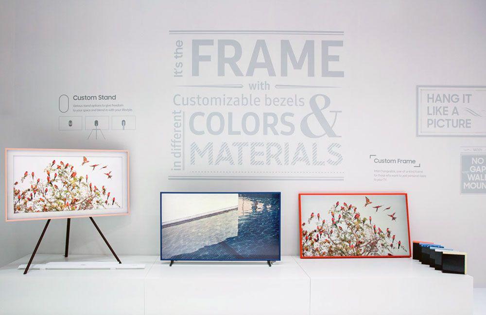 Vom Fernseher zum Kunstwerk The Frame von Samsung Samsung and