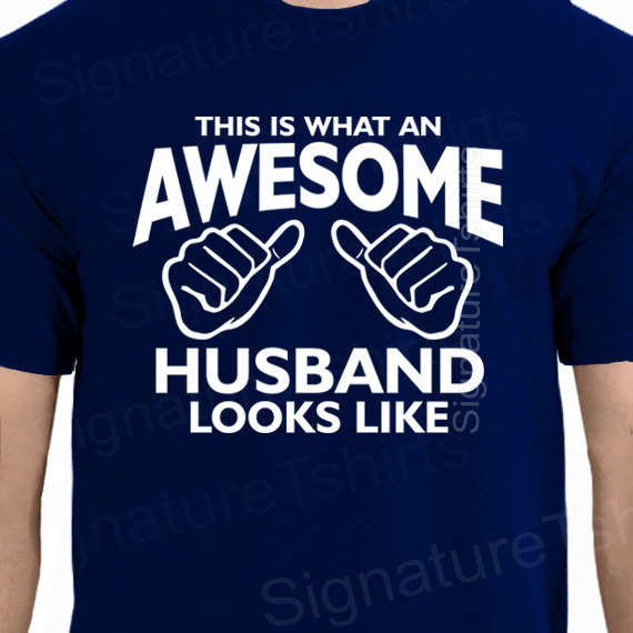 Wedding Gift For Him / New Husband Gifts / This Is What An
