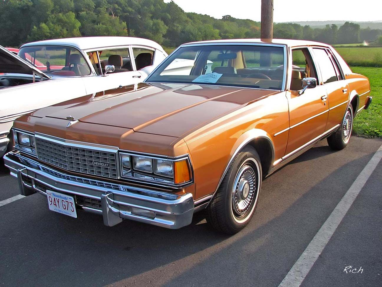 Impala 1977 chevy impala : 1977 Chevy Caprice Classic 4dr | Chevrolet | Pinterest | Buick ...