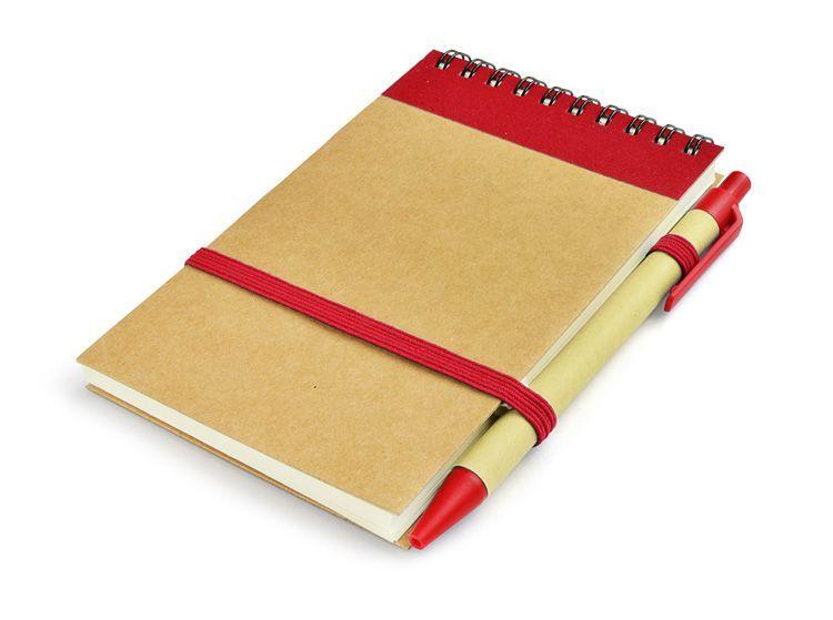 Notes Reklamowy Z Dlugopisem Milo W Kolorze Czerwonym 70 Kartek Gadzety Reklamowe Zip Around Wallet Notes Wallet