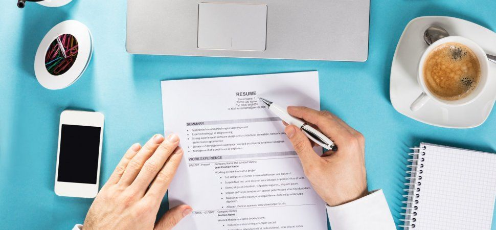 Your resume and LinkedIn profile should include a list of