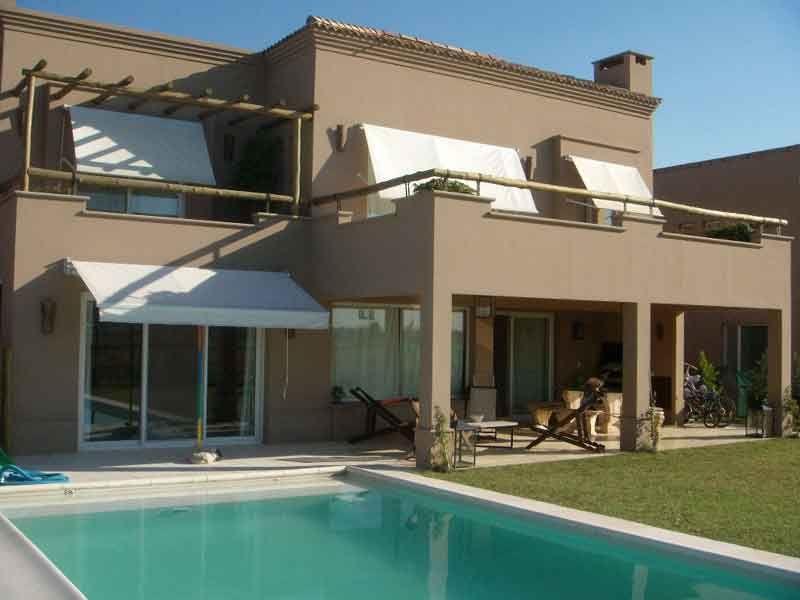 Fachadas de casas modernas fotos de frentes de casas for Frentes de casas minimalistas