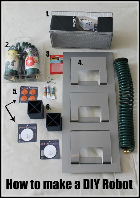 3d Create Your Own Room: How To Create Your Own Robot Decor@ Make Them Wonder Blog