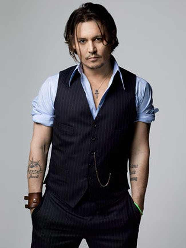 Slikovni rezultat za johnny depp hot