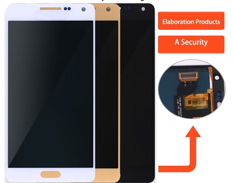 Buy Online Adjustable Brightness Lcd Display Touch Screen For Samsung Galaxy A5 2015 A500 A500f A500fu A500m Mobile Phone Lcd Display Parts Lcd Touch Screen Phone