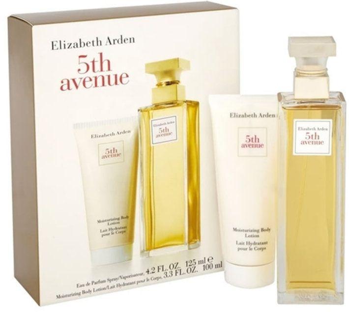 Set Cadou Pentru Femei Elizabeth Arden 5th Avenue Apa De Parfum 125
