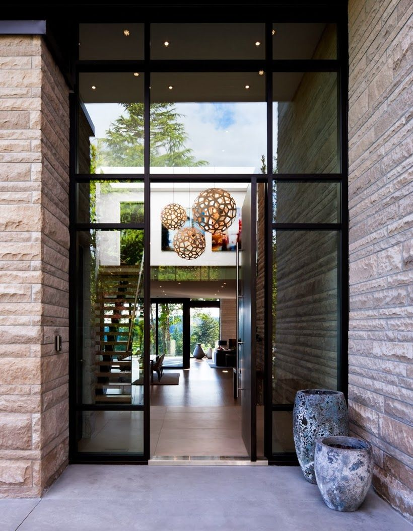 Casa moderna e surpreendente no Canadá! | Home Ideas/Trends/Designs ...