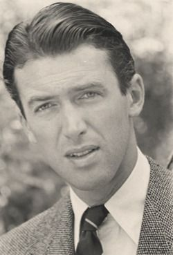 Jimmy Stewart, August 1938