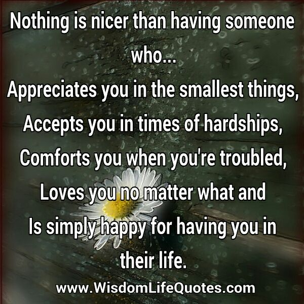 Having Someone Who Loves You No Matter What Wisdom Life Quotes Strong Love Quotes Interesting Quotes Beautiful Quotes