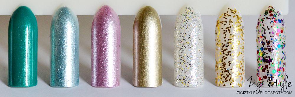 ZigiZtyle: Beauty UK Nail Polishes